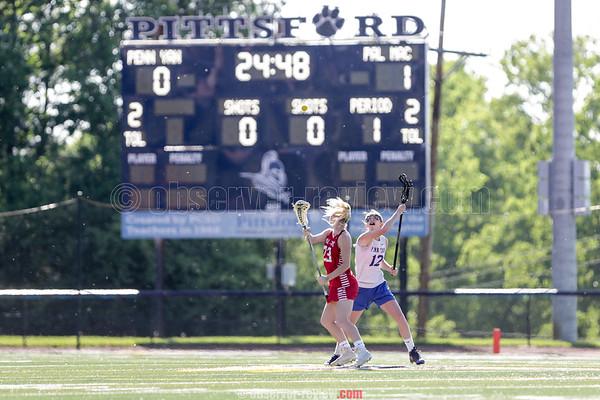 Penn Yan Lacrosse 5-29-18
