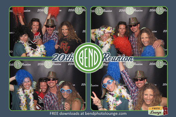 Bend 20th Reunion