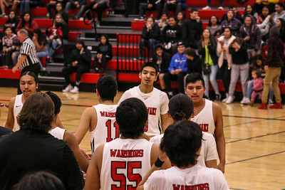 Meskwaki Hosts 1st Round District Games
