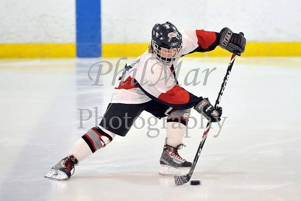 Schuylkill Valley/Hamburg VS Mifflin/Daniel Boone Middle School Ice Hockey 2010 -2011