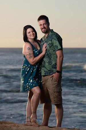 Tara Hollingsworth & Family, North Shore, O'ahu, Dec 2020