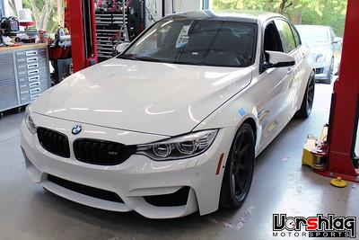 """Cody Loyd's 2016 """"F80"""" BMW M3"""