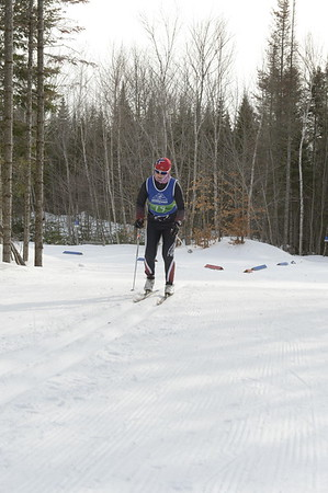 Saturday Jan. 26,  2019 Maritime Cup Cross Country Ski Race