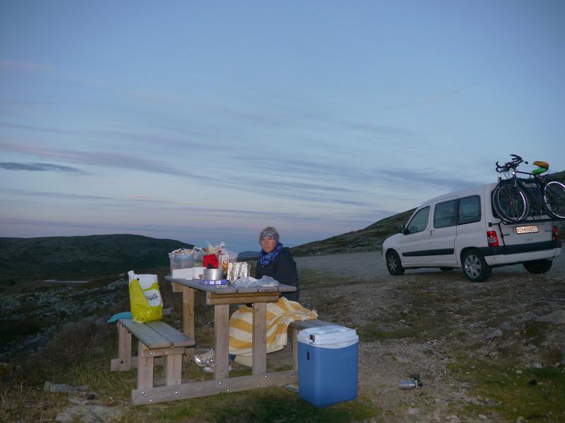 @RobAng 2012 / Brenna, Friies-Weg von Ringebu nach Atna, Oppland, NOR, Norwegen, 1072 m ü/M, 03.09.2012 20:18:24