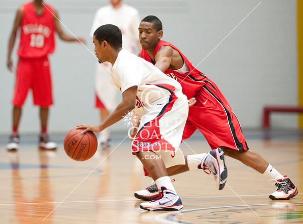 2010-01-12 Basketball Boys Bellaire v Lamar @ Delmar