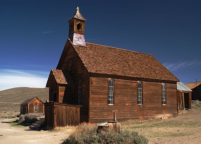 Bodie - A Ghost Town