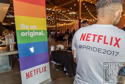 Netflix Celebrates SV Pride