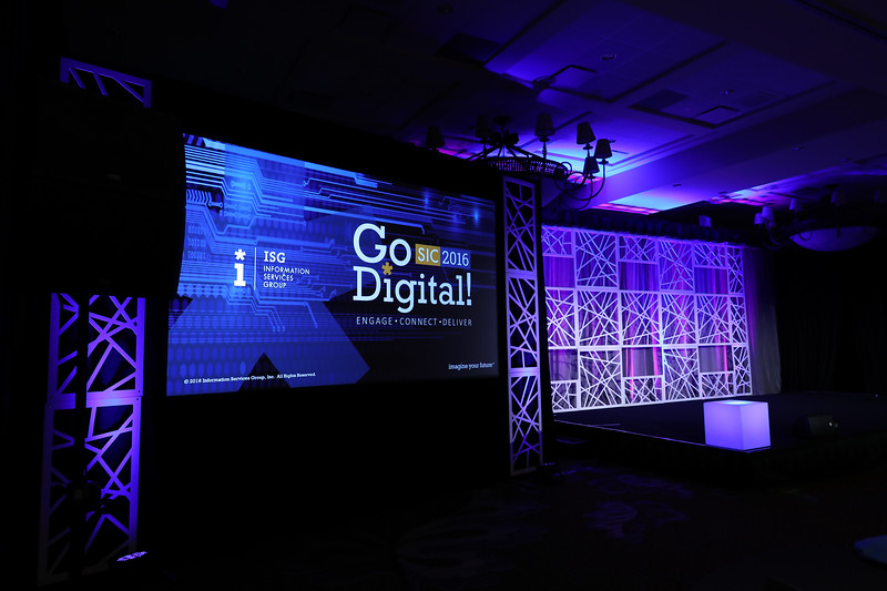 Go Digital SIC 2016 #ISGSIC Engage Connect Deliver