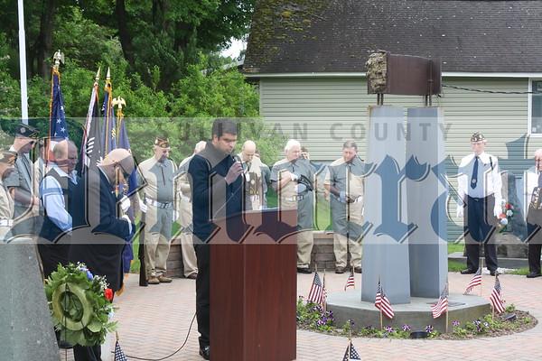 Eldred Memorial Day Ceremony