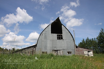 Northern Minnesota Barns