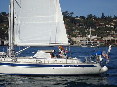2009.10.26 Baja Ha Ha leg 1