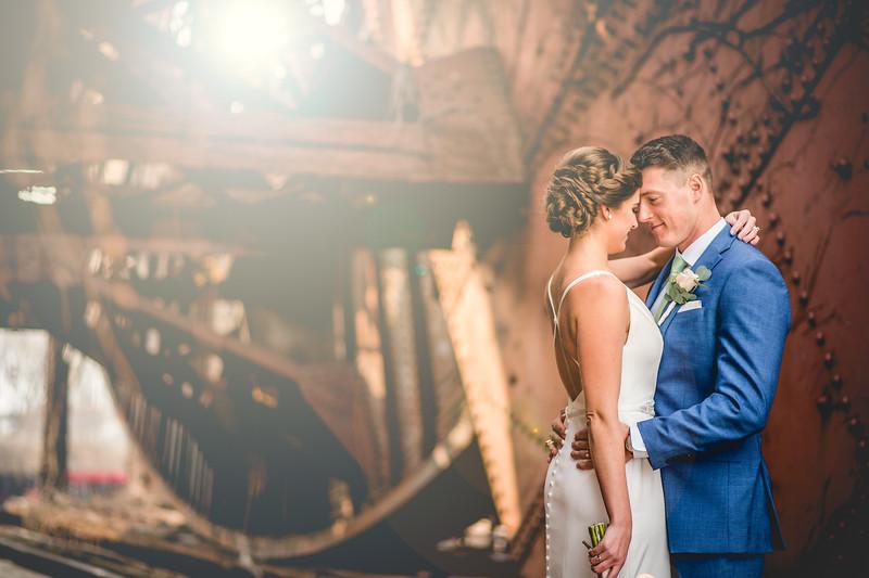 Mr. & Mrs. Putnam l A Windows on the River Wedding