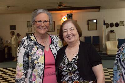 Sharon Harp Gr Martha Honor Day - 6-7-15