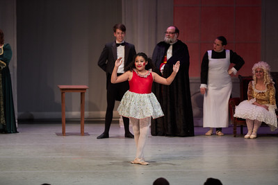 Lawton Ballet-Nutcracker  Cast B