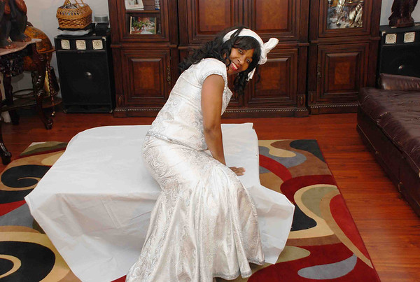 AGATHA & MARTIN OBEDEKAH 25th WEDDING VOWS