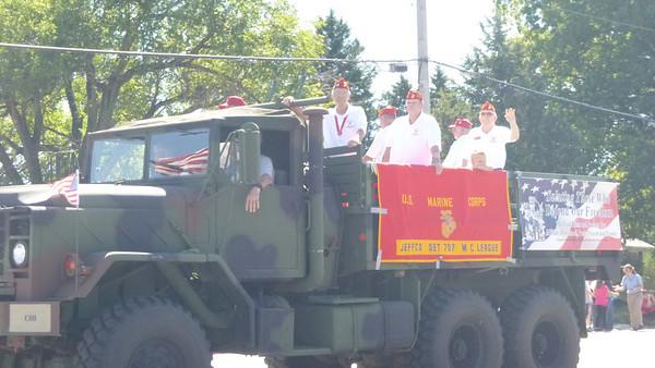 Arnold Days Parade 2013