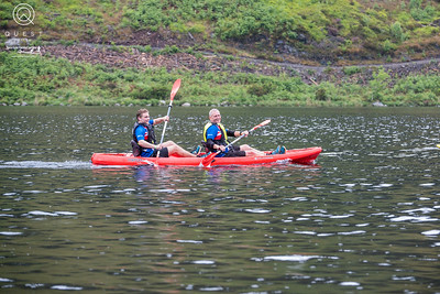 Quest Wales - Canoe at Llyn Crafnant