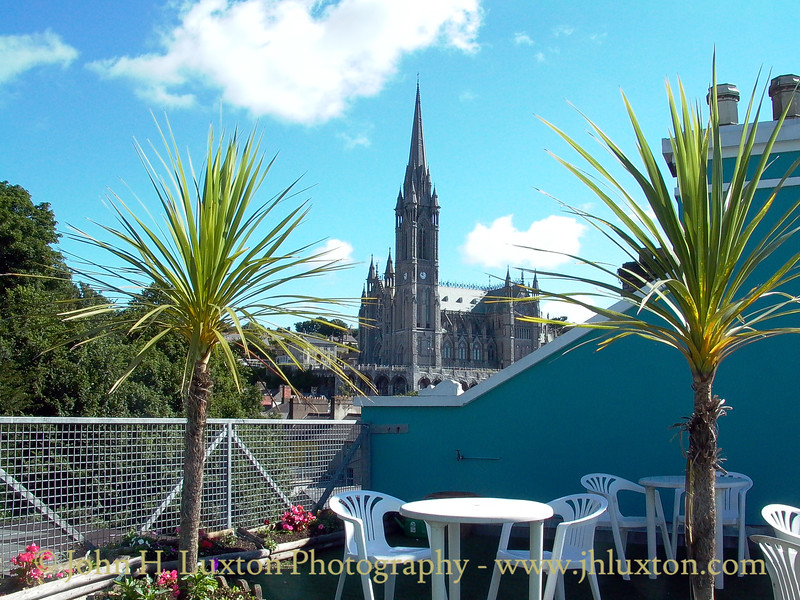 St Colman's Cathedral, Cóbh, County Cork, Eire - July 26, 2003