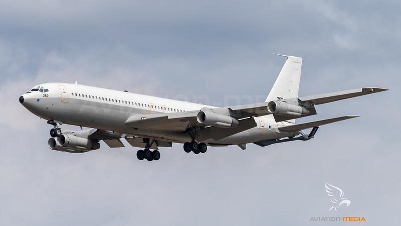 Israeli Air Force 120 Squadron / Boeing B707-3J6B / 260