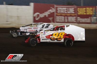 Lebanon Valley Speedway - 6/2/18 - Lucas Ballard
