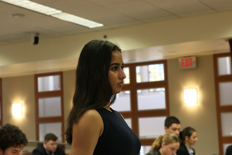 UCONN-Seton Hall Mock Trial October 26, 2019