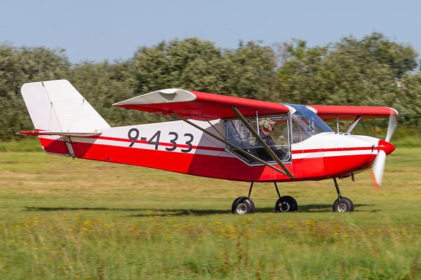 9-433 - Rans S-6ES Coyote II
