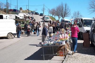 """Monchique, Algarve : local """"Gypsy Market"""""""