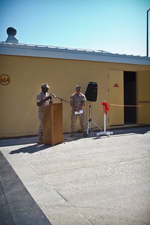 MCRD PV System Dedication