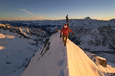 Climb - Mont Blanc Massif