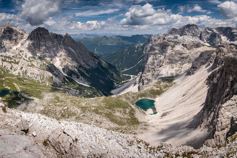 Na vrcholu Monte Paterna