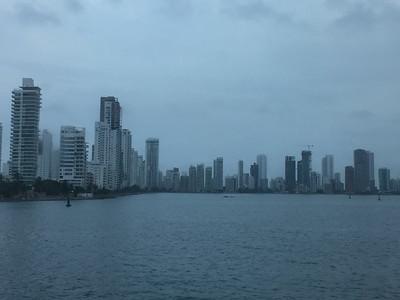 Cartagena/Columbia, April 13, 2017