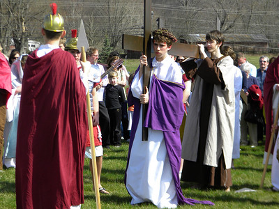 Live Stations of the Cross 2010