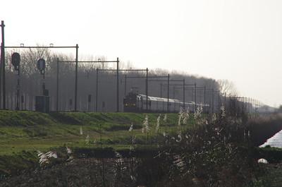 EETC 1254 Skitrein Culemborg 2 februari 2014