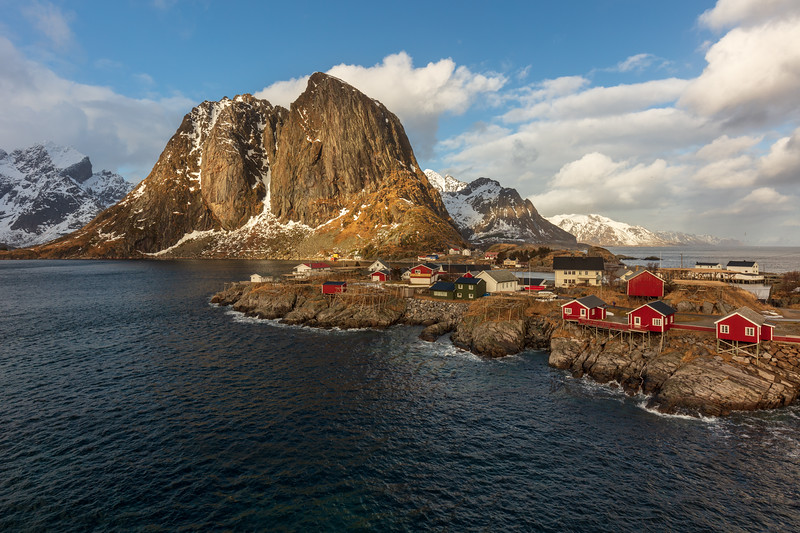 Reine in the light