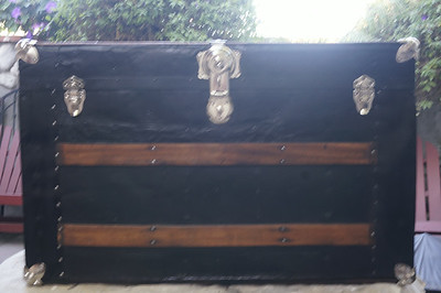 Yost Metal Trunk