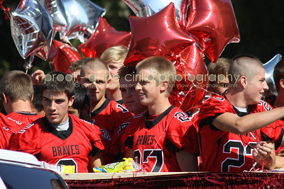 Boise High Homecoming Parade