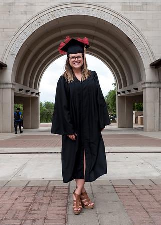 Mallory Graduation 2018