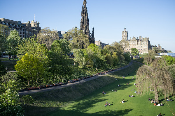 Edinburgh Scotland 2017