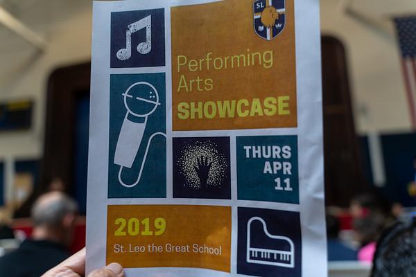 Visual & Performing Arts Showcase