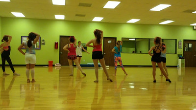 2014 Summer Dance Class Videos