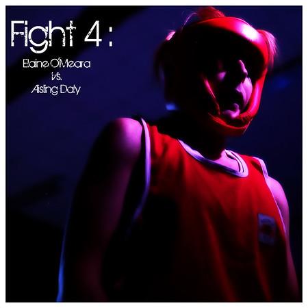 Fight 4 - Elaine O'Meara vs Aisling Daly