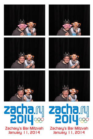 Zachary's Bar Mitzvah 1.11.13