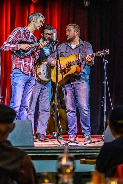 Holly Hill Ramblers at Isis Music Hall