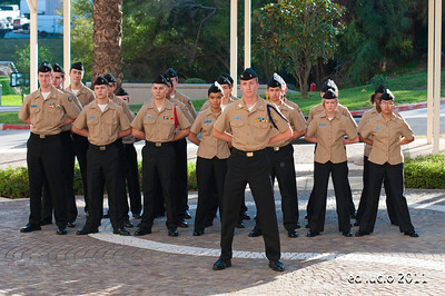 NJROTC Promotion Day