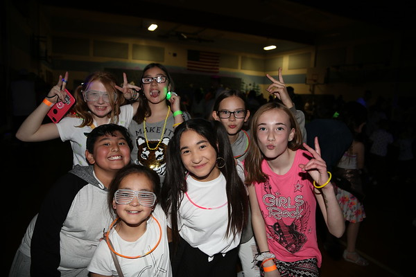 Central Canyon Elementary Family Dance