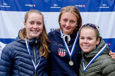 Stokkavannsregatta Lørdag - Medalje til noen juniorere