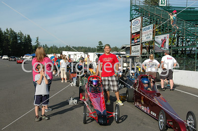 2011 Junior Dragster Series - August