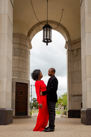 Monet and Jay Engagement Shoot