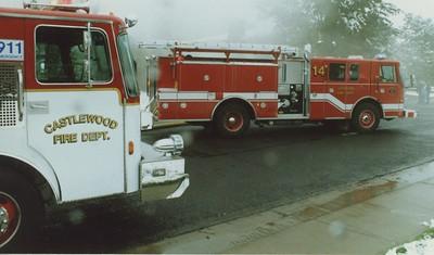 4407 E. Lake Circle South Fire