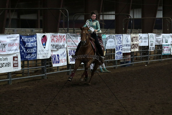Friday Night LlanoRodeo Royalty
